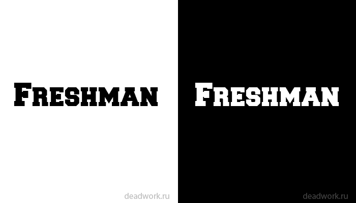 Preview Freshman