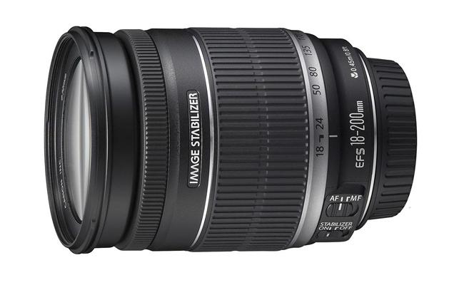 Маркировка объективов Canon - EF-S