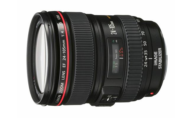 Маркировка объективов Canon - L