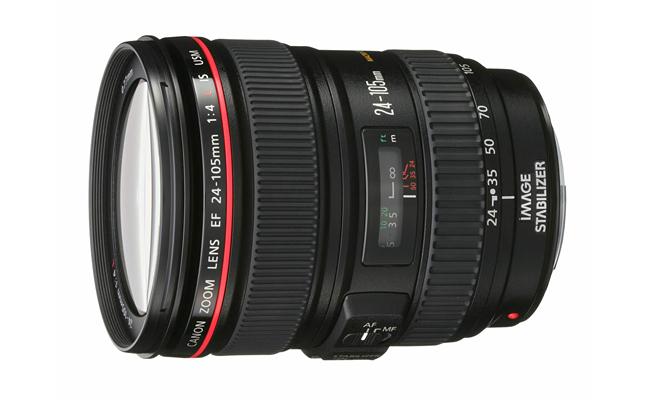Маркировка объективов Canon - EF