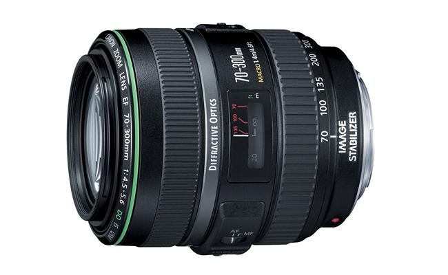 Маркировка объективов Canon - DO
