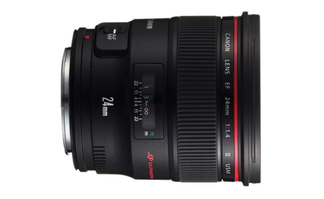 Маркировка объективов Canon - USM