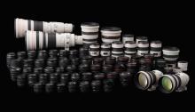 Маркировка объективов Canon