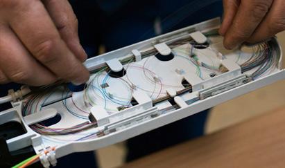 Сварка оптического кабеля