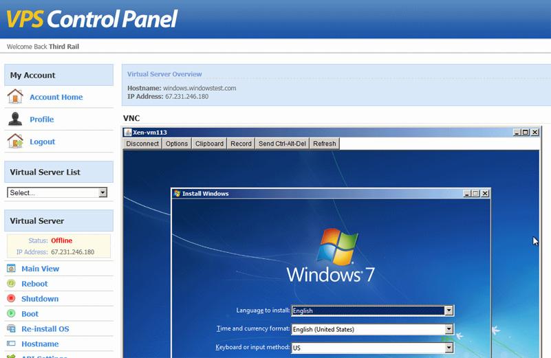 vps или виртуальный хостинг для битрикс