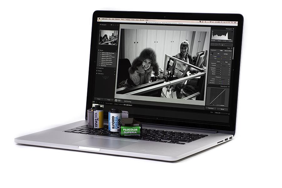 Ноутбук для веб-дизайнера