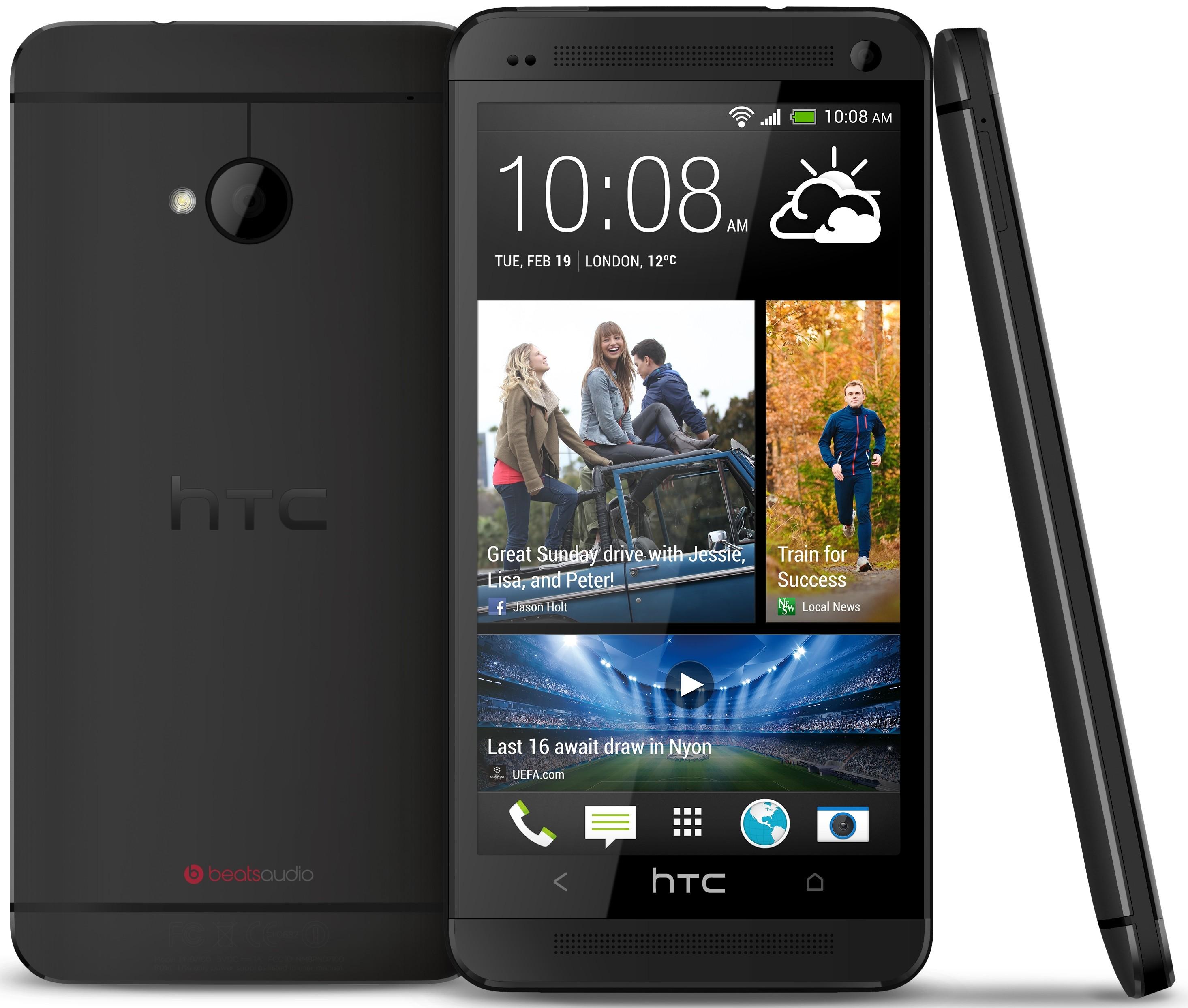 HTC One DS Black