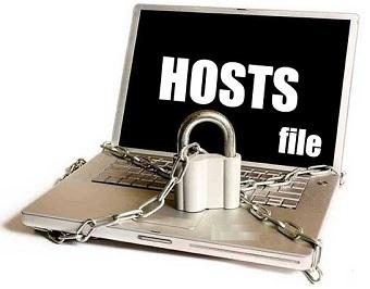 Файл hosts. Очистка его от мусора