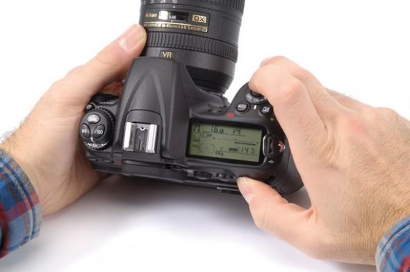 Настройка камеры для солнечной погоды